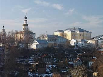 Вид на Владимир. Фото пользователя vitautas с сайта wikipedia.org