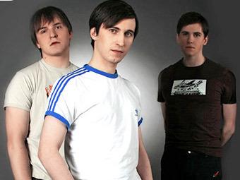 Рок-Атака - портал рок-музыки Казань фото группы Мертвые дельфины.