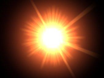 Солнце. Фото NASA