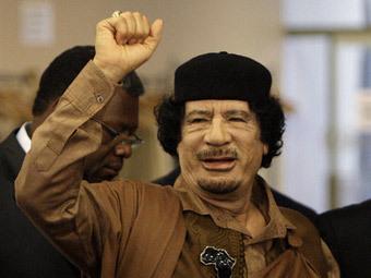 Муаммар Каддафи. Фото �AFP