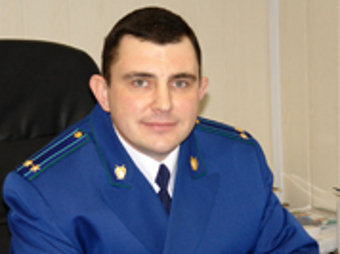 Анатолий Дрок. Фото с сайта прокуратуры Московской области