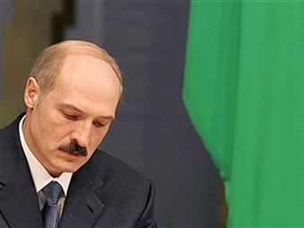 Сайт Лукашенко вывели из строя «низкоорбитальной ионной пушкой»