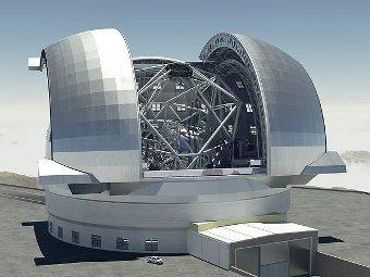 Европа уменьшит размеры своего нового телескопа ради экономии