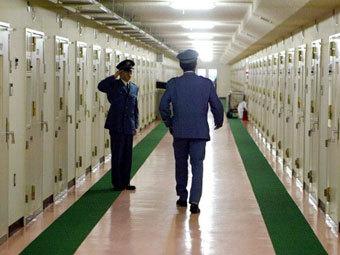 Тюрьма в Токио. Фото ©AFP