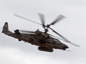 "Ка-52. Фото ""Ленты.Ру"""