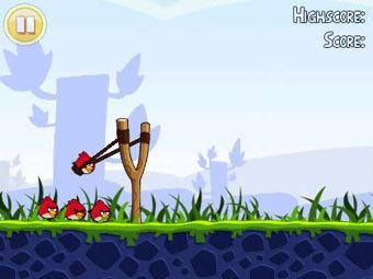 Создатели Angry Birds нацелились на российский рынок