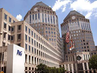 Штаб-квартира компании Procter & Gamble в Цинциннати. Фото ©AFP