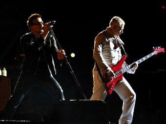 U2, фото с официального сайта группы