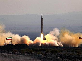 Учения ракетных войск в Иране. Фото ©AFP