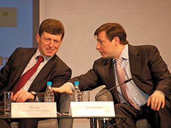 Медведев назначил разрушителей вертикали власти