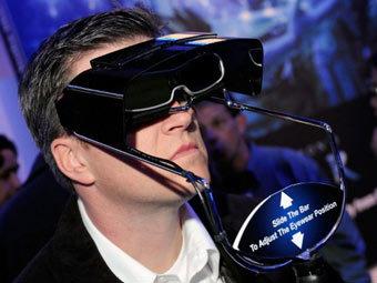 Panasonic предложил показывать Олимпиаду-2012 в 3D