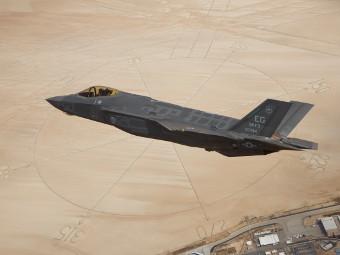 F-35A Lightning II. Фото с сайта jsf.mil