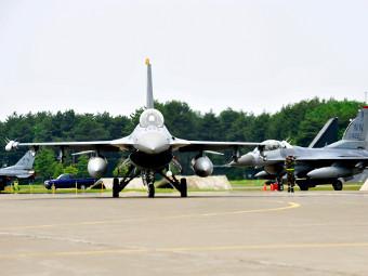 F-16 ВВС США. Фото с сайта af.mil