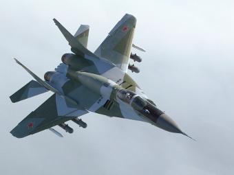 МиГ-29СМТ. Фото с сайта migavia.ru