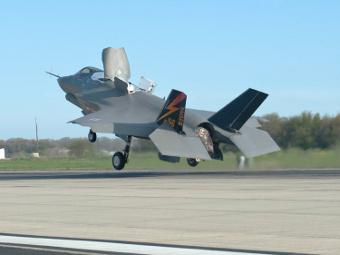 F-35B Lightning II. Фото с сайта jsf.mil