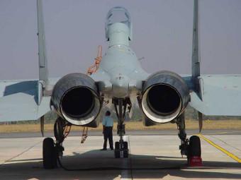 Су-30МК. Фото с сайта irkut.com