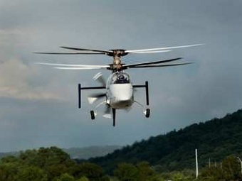 Sikorsky X2. Фото с сайта aero-news.net