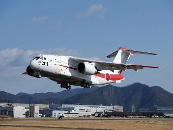 Kawasaki C-2. Фото с сайта khi.co.jp
