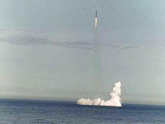 """Ракета от трето поколение РСМ-54 """"Синева"""""""