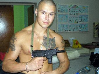 Задержанный Иван Акимов. Фото с официального сайта СК РФ