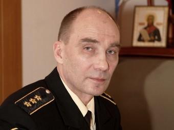 Главком ВМФ Владимир Высоцкий. Фото с сайта Минобороны РФ, архив
