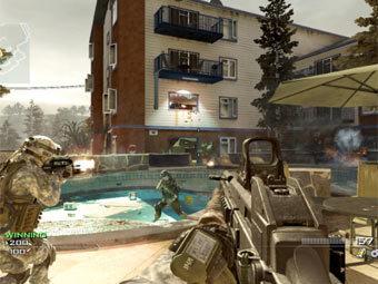 Норвежский ритейлер изъял из продажи Modern Warfare 2 Picture