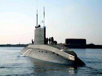 Подводница проект 636