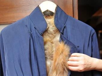 Пальто Брюса Ли. Фото ©AFP