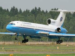 Модификации Ту 154: Ту 154 А (усовершенствовали реактивные двигатели)...  Пассажирский самолет Ту 154 разработан в...