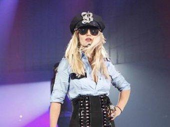 Бритни Спирс, фото с сайта britney.com