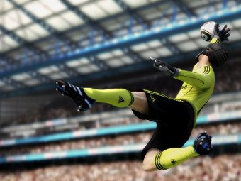 Electronic Arts анонсировала FIFA Street