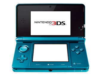 Продажи Nintendo 3DS резко выросли