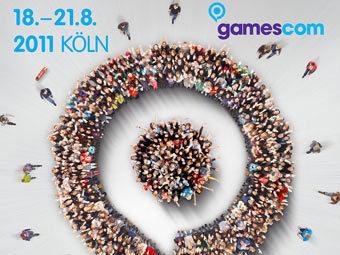 Игровая выставка Gamescom официально открылась