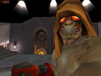 Скриншот Quake 3