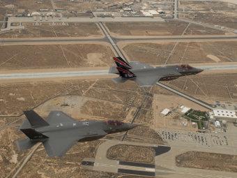 Изтребители F-35