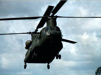 Вертолет Chinnok