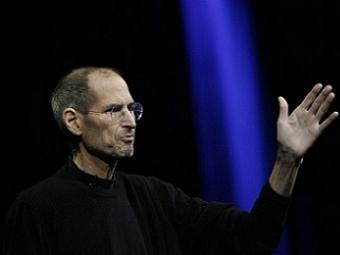 Стив Джобс покинул пост гендиректора Apple