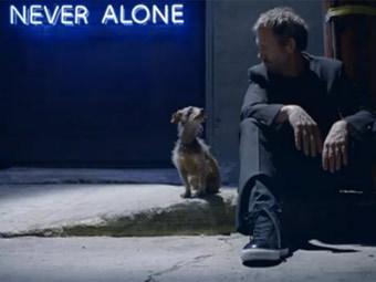 Хью Лори в рекламе L'Oreal