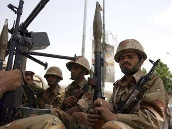 Йеменские солдаты. Фото ©AFP
