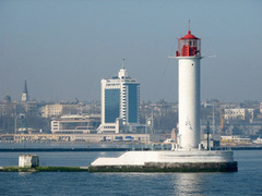 """Отдел туризма одесского порта работает над созданием двух новых туристических маршрутов - в  """"Сухом """" порту и на..."""