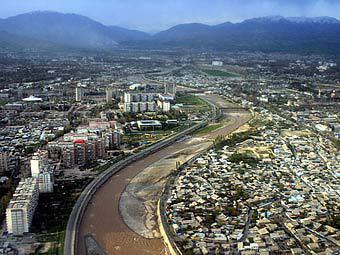 """Душанбе с высоты птичьего полета.  Фото ИА  """"Фергана.Ру """""""