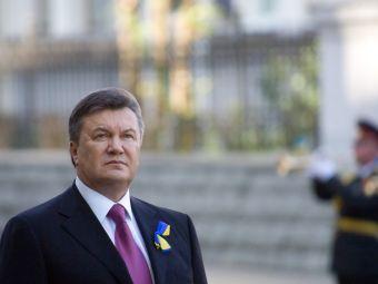 """Янукович отверг условия """"Газпрома"""""""