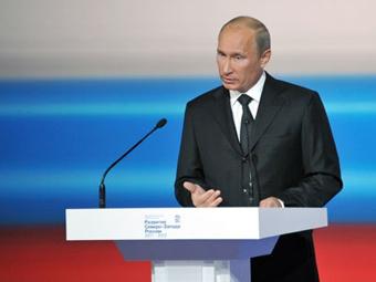Владимир Путин. Фото premier.gov.ru