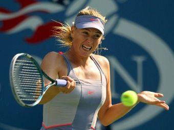 Мария Шарапова пробилась на итоговый турнир года