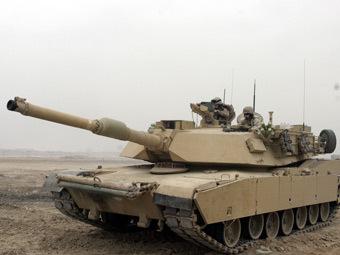 """Танк M1A1 """"Абрамс"""""""