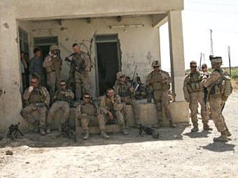 Солдаты НАТО в Афганистане. Фото ©AFP