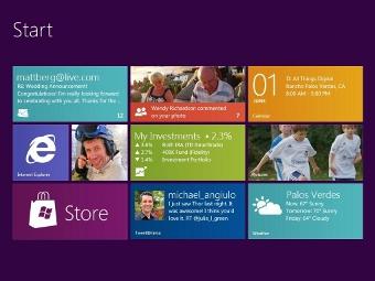 Интерфейс Windows 8, изображение с сайта msdn.com
