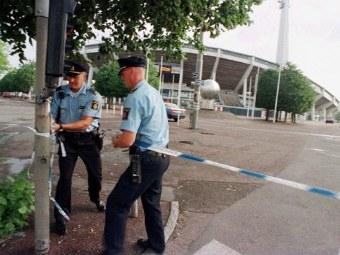 Шведские спецслужбы предотвратили теракт в Гетеборге