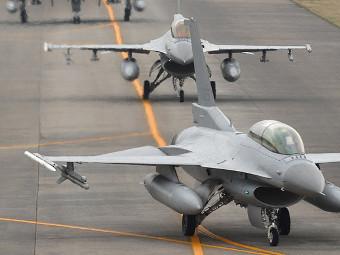 KF-16 ВВС Южной Кореи. Фото с сайта mil.huanqiu.com