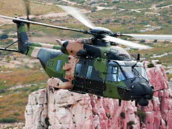 вертолет MRH90